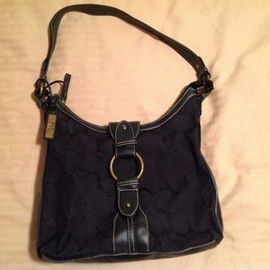 Chaps Ralph Lauren Woman's Hand Bag In EUC